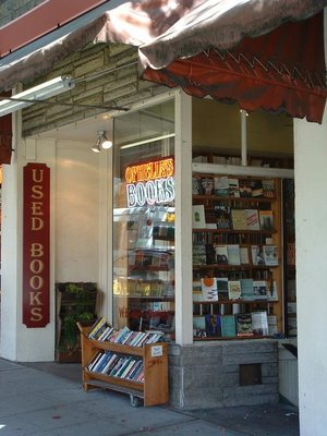 I don't think I have ever walked out of this store without a newly purchased old book in my hands. (Photo from Yelp)