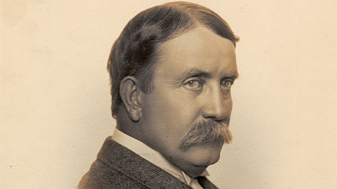 The man himself: Daniel Burnham, Director of Works and creator of the impossible. He had his flaws, too, but we don't need to bother with them too much.