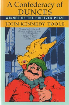 This should be on everyone's TBR list. A Confederacy of Dunces is a modern classic and hilarious to boot.