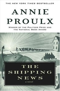 The Shipping News by E. Annie Proulx