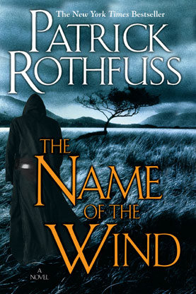 Please, do yourself a favor: don't wait for someone else to buy it for you. Go get a copy. Afterwards, start following Rothfuss's blog.