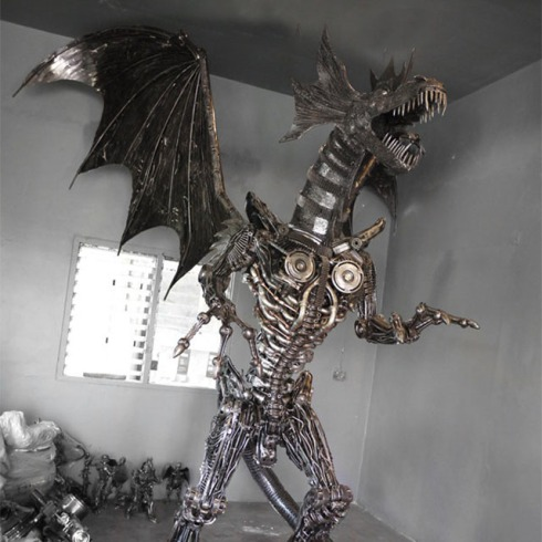 This sequel is so hardcore that even the dragons go metal. Don't worry, you can buy one for yourself.