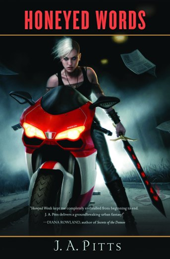 Life (and the cover art of this sequel) gets better for Sarah Beauhall when she inherits a Ducati. Watch out, dragons!