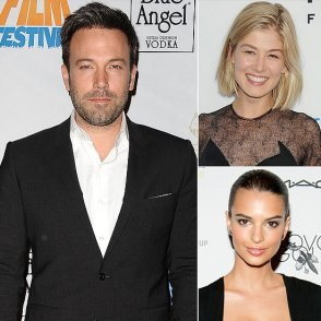The film adaptation of Gone Girl has already been cast: Ben Affleck takes the lead with Rosamund Pike--a big transition for Pike from cutesie roles like Jane Bennett to cold, calculating Amy Dunne.