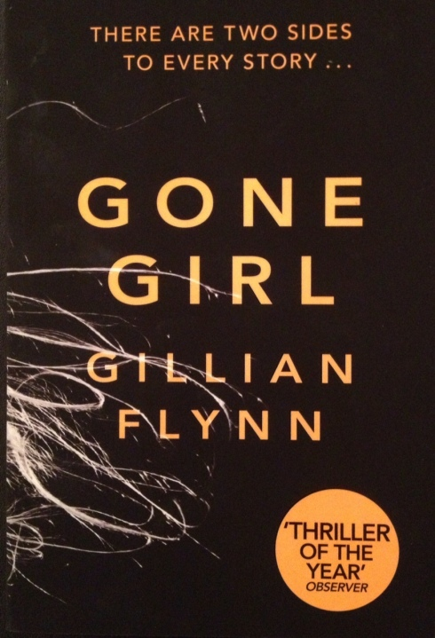 Gone Girl is the 2012 thriller by Gillian Flynn and tells the story of Nick Dunne, under suspicion of killing his wife Amy.