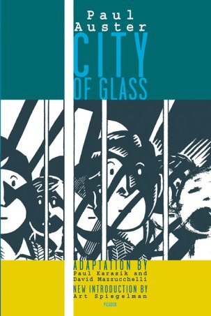 Paul Karasik and David Mazzucchelli adapted Auster's City of Glass as a graphic novel.
