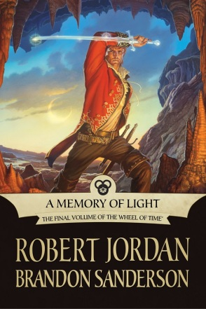 A Memory of Light is the final installation of Robert Jordan's beloved fantasy series Wheel of Time.