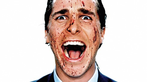 Patrick Bateman tries to fit in, but how well can one hide a sociopathic personality and a psychopathic compulsion to mutilate every living thing around you? It's the question all the kids were asking in the '90s.