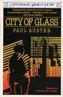The first in The New York Trilogy, Paul Auster's City of Glass takes mystery to a new level.