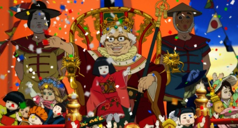 Satoshi Kon's 2007 adaptation of Paprika far exceeds the original novel. Watch the film and become absorbed in its vibrancy, eeriness, and unique Kon-ness. (from Catsuka.com)