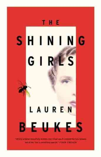 If you were a slacker like me, and you haven't read Lauren Beukes's The Shining Girls yet, go read it now!