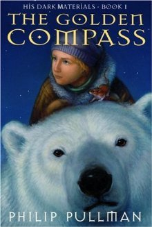 The Golden Compass is the first (and best) of Philip Pullman's acclaimed series His Dark Materials.