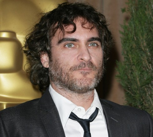 Joaquin Phoenix is a true natural at acting the drug-addled pseudo-hero. He's in character, like, all the time.