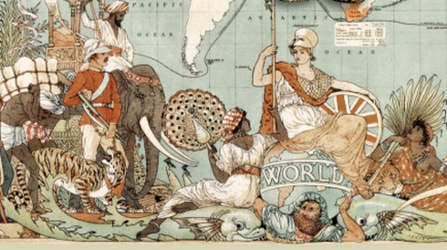 The Radch shows numerous similarities to Britain's crazy empire days, from the aristocratic social structure to the presumptuous reeducation of indigenous peoples.