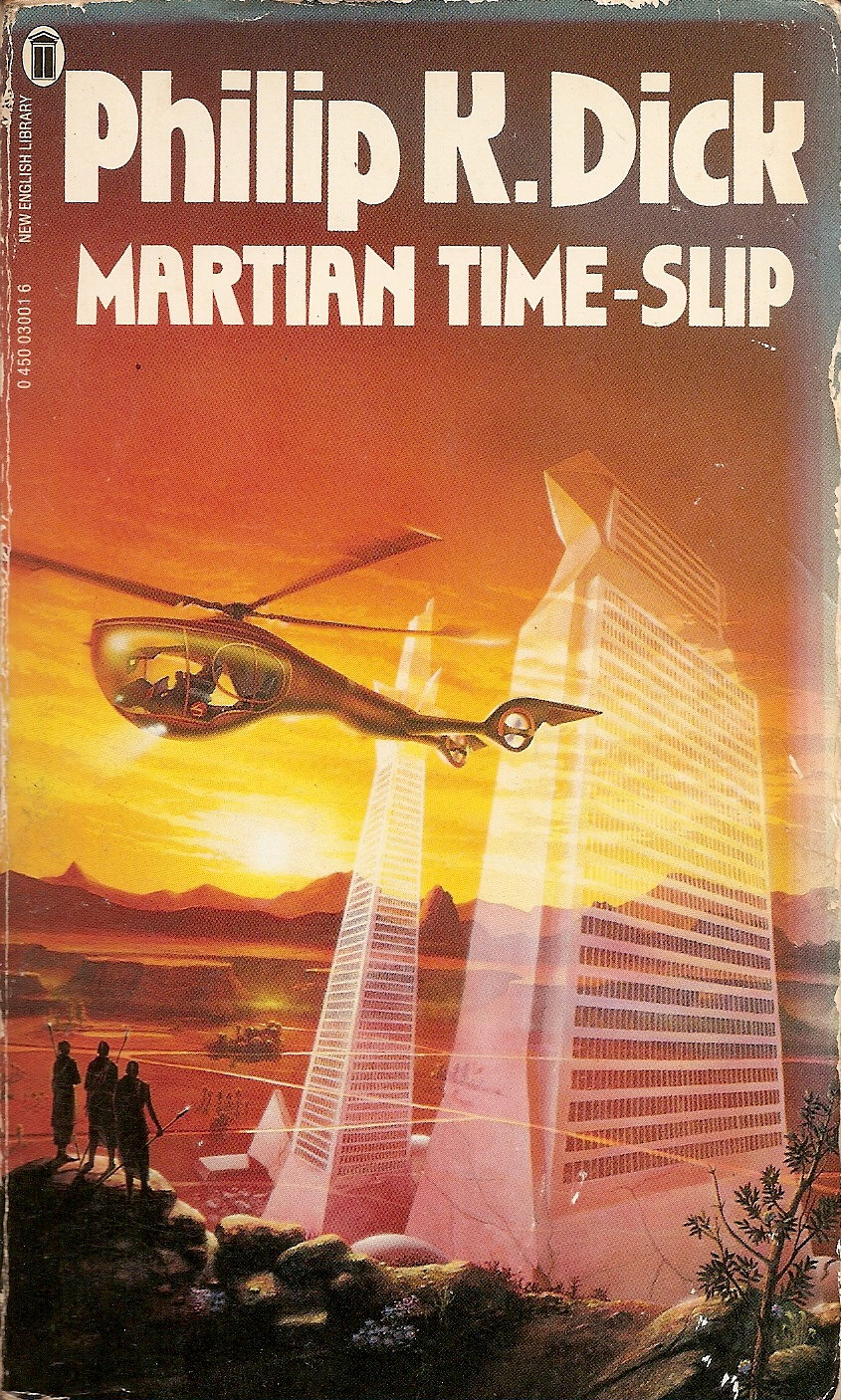 Image result for Martian Time-Slip – Philip K. Dick