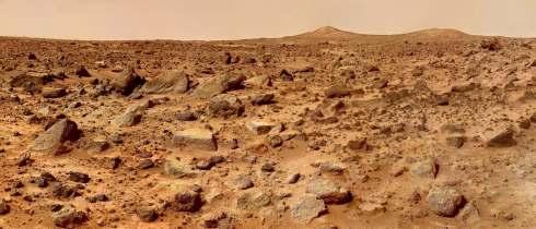 Jack Bohlen doesn't fear the harsh Martian desert. He fears the inevitable crush of human civilization.