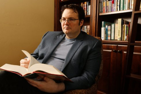 Brandon Sanderson is currently working on approximately ten thousand new projects, which amounts to approximately ten billion new pages.