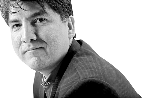 Sherman Alexie is the man. He won the PEN/Faulkner Award for Fiction and the National Book Award for YA, he makes movies, and he writes hilarious articles for The Stranger. You can't get much cooler than that.