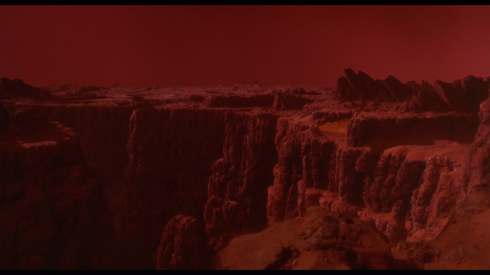 I never get tired of referencing Total Recall. Bring on the Martians!