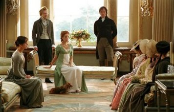 The Regency Era is one of our most beloved period settings, and you have to attribute that to the tight pants and snug bodices.