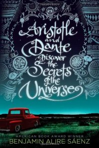 Aristotle and Dante Discover the Secrets of the Universe [2013] by Benjamin Alire Sáenz won the Stonewall Book Award, the Honor Book, the Michael L. Printz Award, and Pura Belpré Author Award, but it's no big thing.