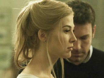 Amy Dunne (Rosamund Pike) tells the story of a budding romance through the pages of her diary. Nick Dunne (Ben Affleck) begins his story on the morning of Amy's disappearance. Whose story do we believe?