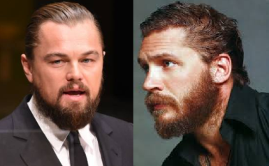 Leonardo DiCaprio's Hugh Glass will star opposite Tom Hardy's John Fitzgerald in the upcoming film adaptation.