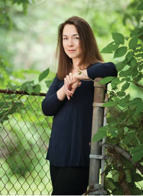 Lorrie Moore is a heralded voice of American short fiction. (Photo credit: Zane Williams)