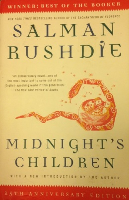 Midnight's Children [1981] by Salman Rushdie