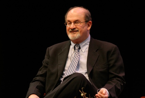 "Salman Rushdie (Photo credit: ""Asia Society"")"