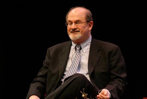 "Salman Rushdie (Photo credit: ""Asia Society"")"