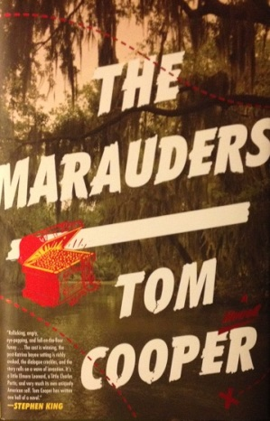 The Marauders [2015] by Tom Cooper